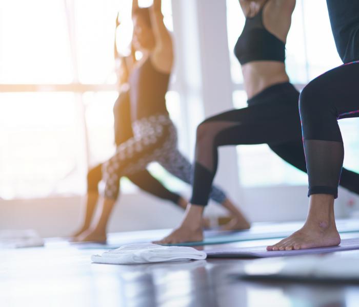 kassa till yoga studio