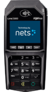 Nets Lane3000 Betalterminal